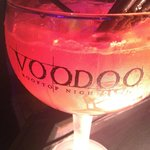  Voodoo&#39;s signature drink -- the Witch Doctor