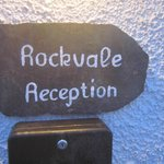 A welcome to Rockvale guest house