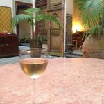 celebration that I found the riad!