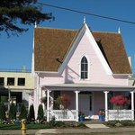The Pink House Cafe