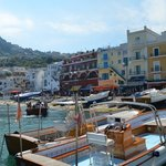 It all starts here in this scenic playground of sun and fun in Capri