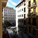  View to Plaza de Tirso de Molina