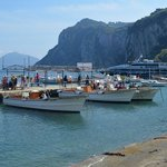  Marina overlooking to shores of Capri