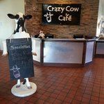 Crazy Cow Cafe
