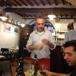  Franco at lunch with us in Montalcino