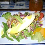  Beautiful salad @ Sunshine&#39;s