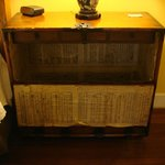 Lovely piece, but a small dresser would be a plus