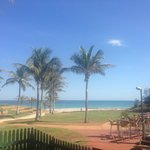Cable Beach view from Breakfast