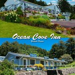  Ocean Cove Inn -- Upper and Lower Buildings