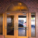  Front door of the Hotel Gadsden