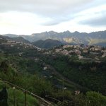 View of Ravello from Scala 2