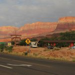 Marble Canyon Lodge and the Vermilion Cliffs