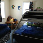 The Kids room!