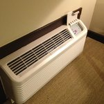 Cheap AC for a Cheap Hotel