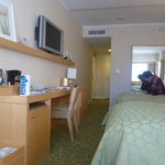  Our room, 8th floor