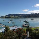 View from Whangaroa Motel