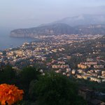  Utsikten ver Sorrento