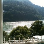  View from the room/balcony