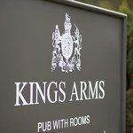 The King's Armsの写真