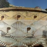  Panoramic View of the Stepwell