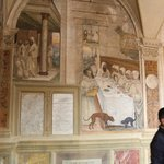  fresco in the Abby