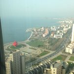 Qingdao Farglory - Unknown Gem -View from Breakfast