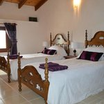 Monastrell Twin Deluxe Room Ensuite