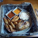 Chicken in a Basket :-)