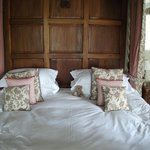 8ft four poster bed