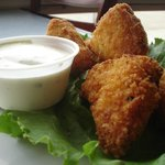 Deep Fried Mac & Cheese Appetizer