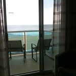  View of Atlantic Ocean from room