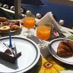  Colazione di Compleanno