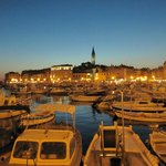 Rovinj night