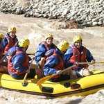 Rafting In Mendoza River