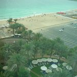  view of beach from upper floors
