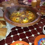 berber omelette (tastiest yet)