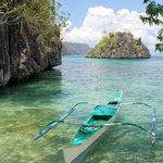  Coron island hop