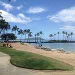 The Beach at The Kahala Resort
