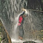  Having fun under AMAZING WATER FALL &gt;&gt;&gt;LOVE IT!!!!