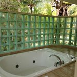  The VERY BEST jacuzzi, in the trees, totally private!