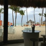  Our view for breakfast from Gabi!