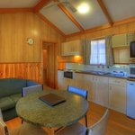 Deluxe Cabin - internal