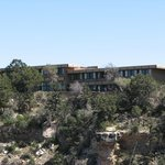 Kachina Lodge from nearby view point