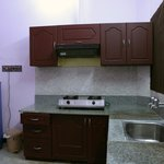 Church Guest House - Kitchen