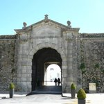  Main entrance to citadel