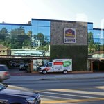 Foto de BEST WESTERN Hollywood Plaza Inn