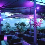  Restaurant terrace by night 1