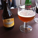 Chimay beer - one of Belgium's best