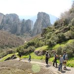 Meteora Hiking Day Tours
