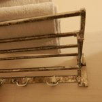  rusty towel rack